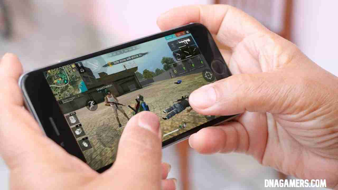Free Fire Mobile Gameplay