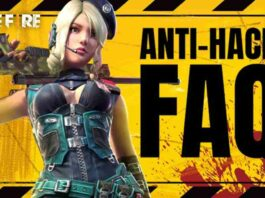 Free Fire Anti Hack