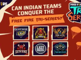 Can India teams dominate the Free Fire Tri Series?