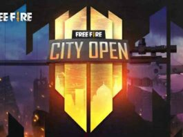 Free Fire City Open